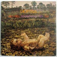Discos de vinilo: PAU RIBA + OM – DIOPTRIA – DOBLE LP SPAIN 1978 – EDIGSA UM-2045/6. Lote 22934229