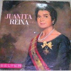 Discos de vinilo: JUANITA REINA. Lote 295272168