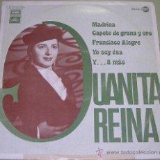 Discos de vinilo: JUANITA REINA. Lote 26699631