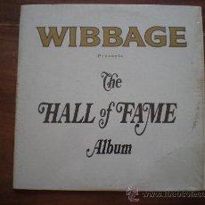 Discos de vinilo: WIBBAGE, THE HALL OF FAME ALBUM - (USA-POST RECORDS-196?) THE MCCOYS, LOVIN' SPOONFUL, U.S.BOND,..LP. Lote 20708259