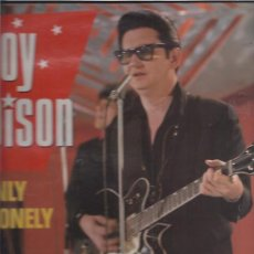 Discos de vinilo: ROY ORBISON ONLY THE LONELY. Lote 20834924