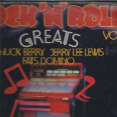 Discos de vinilo: ROCK & ROLL GREATS VOL 1. Lote 20835221