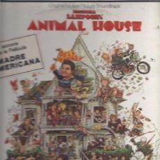Discos de vinilo: ANIMAL HOUSE. Lote 20835302