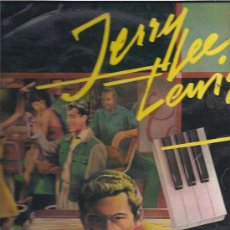 Discos de vinilo: JERRY LEE LEWIS AND HIS PUMPING PIANO. Lote 20835389