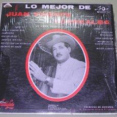 Discos de vinilo: JUAN VICENTE TORREALBA. MUSICA DE ARPA. Lote 26499086