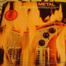 Discos de vinilo: HEAVY METAL . Lote 26749479