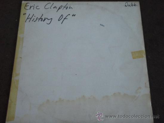 Discos de vinilo: ERIC CLAPTON (HISTORY OF ERIC CLAPTON) DOBLE LP33 GERMANY POLYDOR SIN FUNDA ORIGINAL - Foto 2 - 20965631