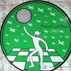 Discos de vinilo: AMENA CLUB BAND / LIBRE - MAXI DISCO DE 12 PULGADAS AÑO 1998. Lote 26286936