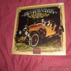 Discos de vinilo: MUSICA DE LA PELICULA EL GRAN GATSBY-THE GREAT GATSBY-RCA 1974 SPA. Lote 21016680