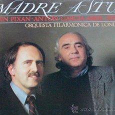 Discos de vinilo: MADRE ASTURIAS(JOAQUIN PIXAN Y OTROS) DEL 84. Lote 21025436