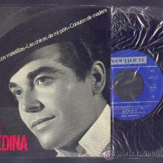 Discos de vinilo: BEATLES JULIO ALMEDINA SINGLE EP ORIGINAL ESPAÑA YE YE 1965 MEMORABILIA BEAT MADE IN SPAIN. Lote 26266316