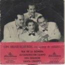 Discos de vinilo: LOS HUARACHEROS.CON ACOMP. DE GUITARRAS. MICROSURCO DURACION EXTENDIDA.. Lote 26268720