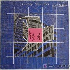 Discos de vinilo: LIVING IN A BOX - LIVING IN A BOX - MAXI 1987. Lote 22236681