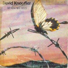 Discos de vinilo: DAVID KNOPFLER SINGLE 7