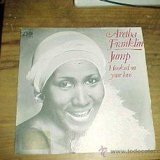 Discos de vinilo: ARETHA FRANKLIN. JUMP. ATLANTIC 1976.. Lote 21126139