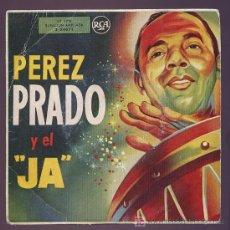 Discos de vinilo: PEREZ PRADO Y EL JA NUEVO RITMO. RCA. Lote 21595067