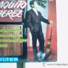 Discos de vinilo: PAQUITO JEREZ- EP TU CUMPLEAÑOS +3. Lote 21158051