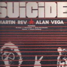 Discos de vinilo: SUICIDE . Lote 21165391