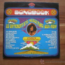 Discos de vinilo: SONGBOOK (USA-WARNER-1969) KINKS, HENDRIX, FUGS, JETHRO TULL, NEIL YOUNG,..- ROCK, PSYCH, FOLK 2LP'S. Lote 22618133