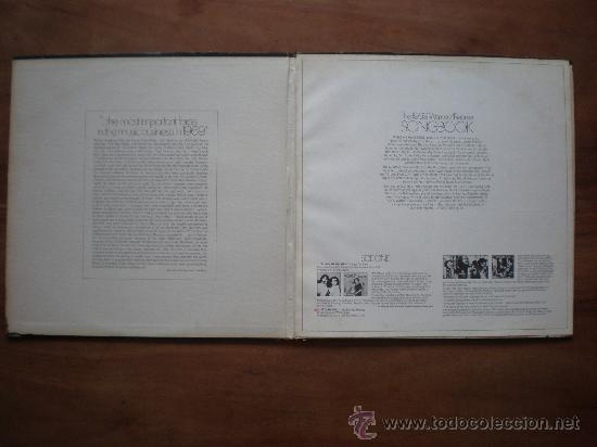 Discos de vinilo: SONGBOOK (USA-WARNER-1969) KINKS, HENDRIX, FUGS, JETHRO TULL, NEIL YOUNG,..- ROCK, PSYCH, FOLK 2LP'S - Foto 2 - 22618133