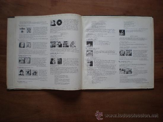 Discos de vinilo: SONGBOOK (USA-WARNER-1969) KINKS, HENDRIX, FUGS, JETHRO TULL, NEIL YOUNG,..- ROCK, PSYCH, FOLK 2LP'S - Foto 3 - 22618133