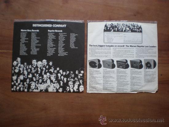 Discos de vinilo: SONGBOOK (USA-WARNER-1969) KINKS, HENDRIX, FUGS, JETHRO TULL, NEIL YOUNG,..- ROCK, PSYCH, FOLK 2LP'S - Foto 6 - 22618133