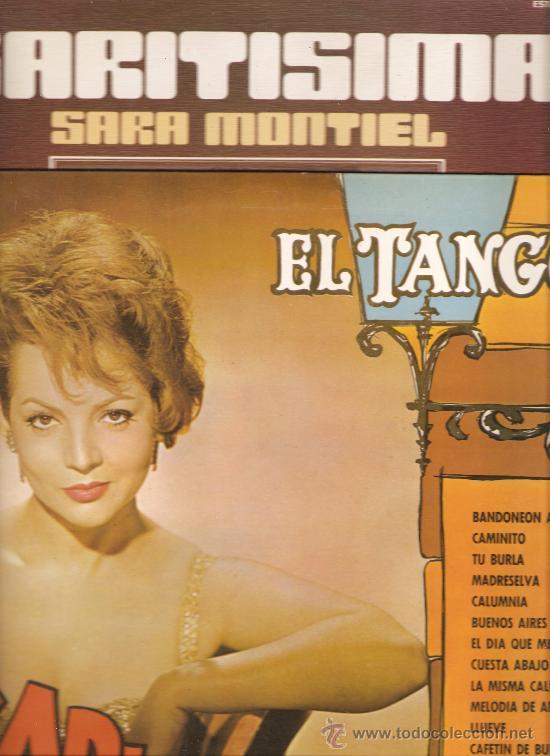 Discos de vinilo: SARA MONTIEL & SARITA MONTIEL - LP´S A ELEGIR - NUEVOS - Foto 3 - 48916516