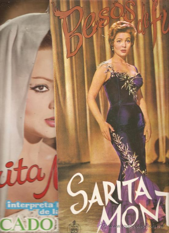 Discos de vinilo: SARA MONTIEL & SARITA MONTIEL - LP´S A ELEGIR - NUEVOS - Foto 6 - 48916516