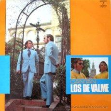 Discos de vinilo: LOS DE VALME - LP, 1973. Lote 26655166