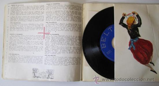 Discos de vinilo: MALLORCA. SU MÚSICA Y SUS DANZAS - Agrupación El Parado de Valldemosa - EP - 1960 - Foto 2 - 26951830