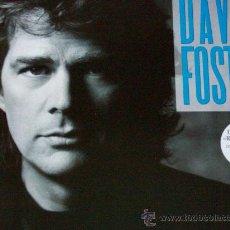 Disques de vinyle: DAVID FOSTER,RIVER OF LOVE DEL 90. Lote 21226354