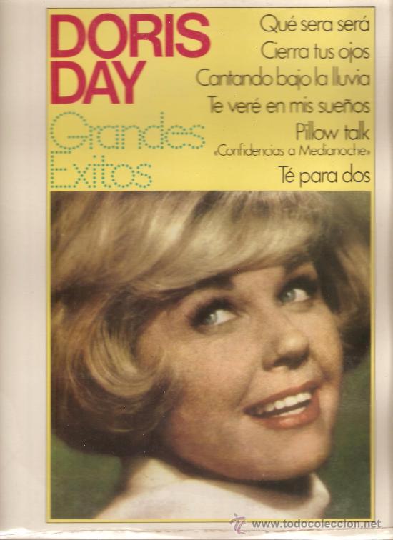 Discos de vinilo: 3 LP´S GRANDES ESTRELLAS: JUDY GARLAND, DORIS DAY & CARMEN MIRANDA - Foto 2 - 21229584