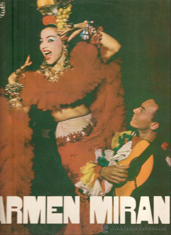 Discos de vinilo: 3 LP´S GRANDES ESTRELLAS: JUDY GARLAND, DORIS DAY & CARMEN MIRANDA - Foto 3 - 21229584