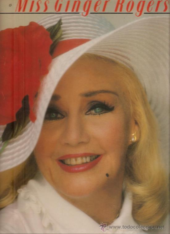 3 LP´S GRANDES ESTRELLAS: GINGER ROGERS , MELINA MERCOURI & GENE KELLY (Música - Discos - LP Vinilo - Bandas Sonoras y Música de Actores )