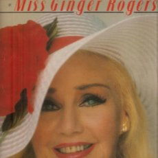 Discos de vinilo: 3 LP´S GRANDES ESTRELLAS: GINGER ROGERS , MELINA MERCOURI & GENE KELLY. Lote 21229761