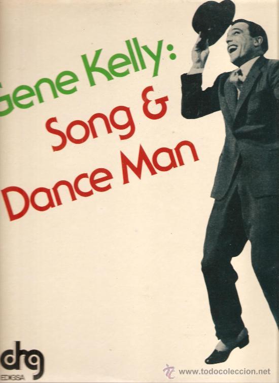 Discos de vinilo: 3 LP´S GRANDES ESTRELLAS: GINGER ROGERS , MELINA MERCOURI & GENE KELLY - Foto 3 - 21229761