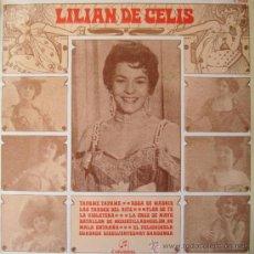 Discos de vinilo: LILIÁN DE CELIS - LP, 1969. Lote 50277537