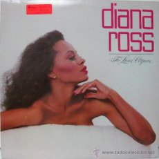 Discos de vinilo: DIANA ROSS - TO LOVE AGAIN - LP MOTOWN 1981 (EDICIÓN USA) BPY. Lote 26776884