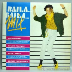 Discos de vinilo: BAILA BAILA MIX HIP-HOP RUMBA BOLERO TE QUIERO BAILA TANGO SUMMER PACHANGA MIX 1990 LP VINILO 33 RPM. Lote 21258297
