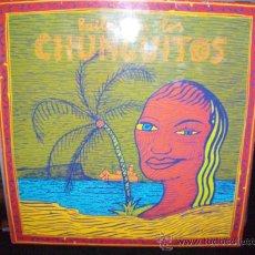 Discos de vinilo: LOS CHUNGUITOS LP BAILA CON LOS CHUNGUITOS. Lote 27395127