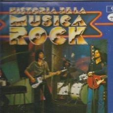 Discos de vinilo: HISTORIA DE LA MUSICA ROCK 10 CC. Lote 21314893