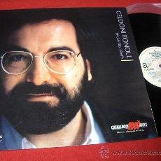 Discos de vinilo: CELDONI FONOLL ENLLÀ DEL TEMPS LP 1989 PRIVADO CATALUNYA 1000 ANYS RAFAEL SUBIRACHS. Lote 25140902