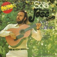 Discos de vinilo: EMILIO JOSE SINGLE SELLO JUPITER RECORDS EDITADO EN ALEMANIA. Lote 21326193