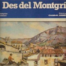 Discos de vinilo: LP COBLA MONTGRINS - DES DEL MONTGRI - CENTENARI DE LA COBLA . Lote 27229287