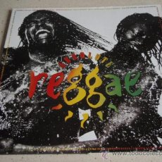 Discos de vinilo: 'ABSOLUTE REGGAE' (INNER CIRCLE - THIRD WORLD - PETER TOSH & MICK JAGGER - ZIGGY MARLEY - UB40...). Lote 21391896