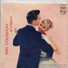Discos de vinilo: RAY COLIGNON (ORGANO) / BUENOS DIAS, ITALIA Nº 2 (EP 58). Lote 21395404