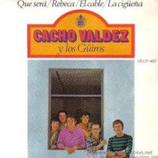 Discos de vinilo: CACHO VALDEZ Y LOS GÜIROS - EP, 1967. Lote 21402511