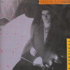 Discos de vinilo: LP JAVIER BATANERO -LA LLUVIA VERTICAL . Lote 21405788