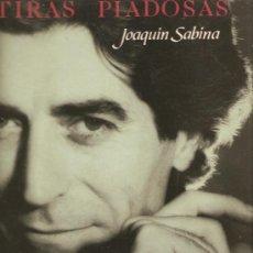 Discos de vinilo: LP JOAQUIN SABINA - MENTIRAS PIADOSAS . Lote 70097582