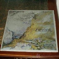 Discos de vinilo: TANGERINE DREAM LP CYCLONE. Lote 26614071